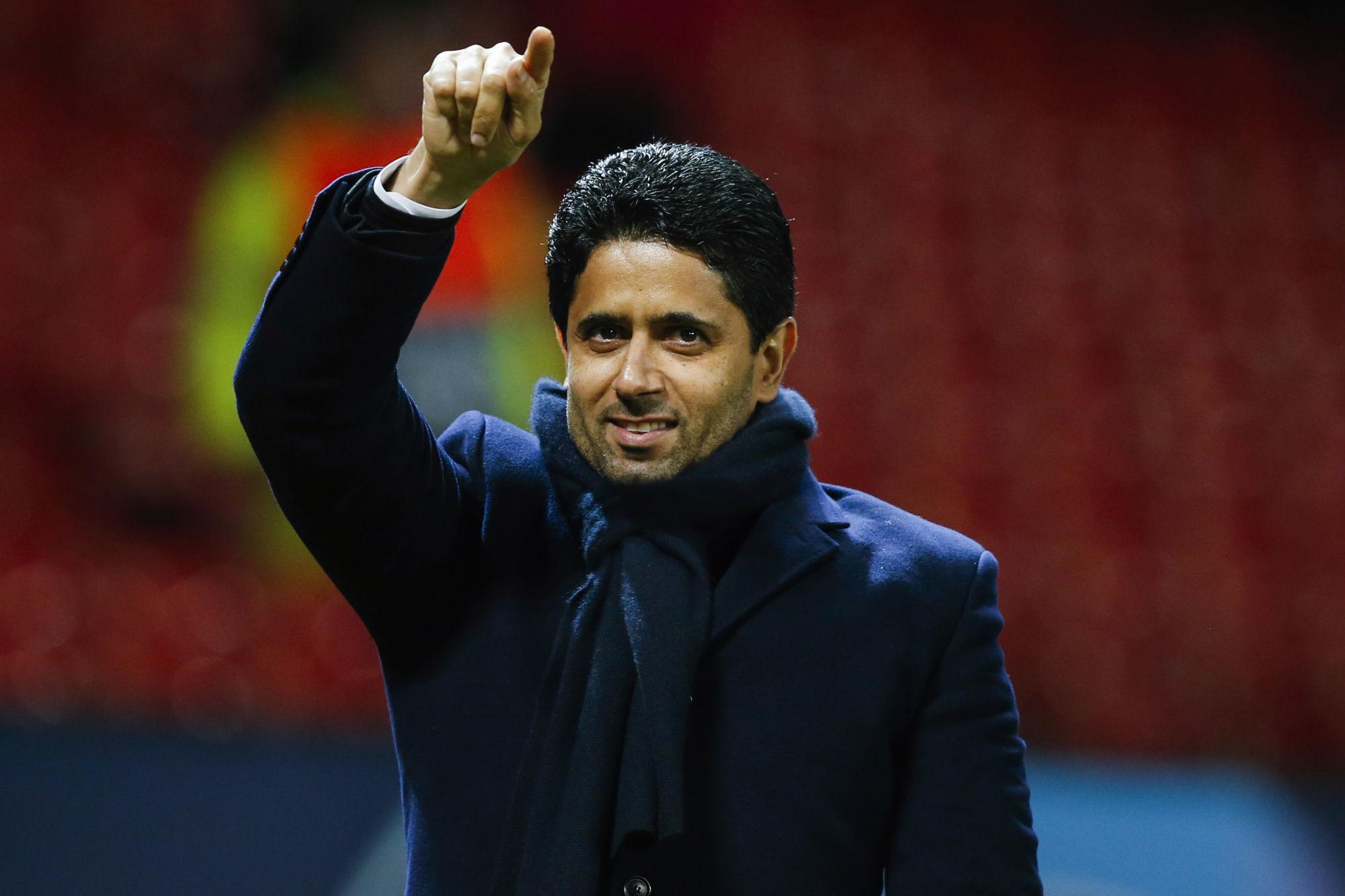 Al-Khelaïfi évoque le quart de finale contre l'Atalanta avec respect et impatience