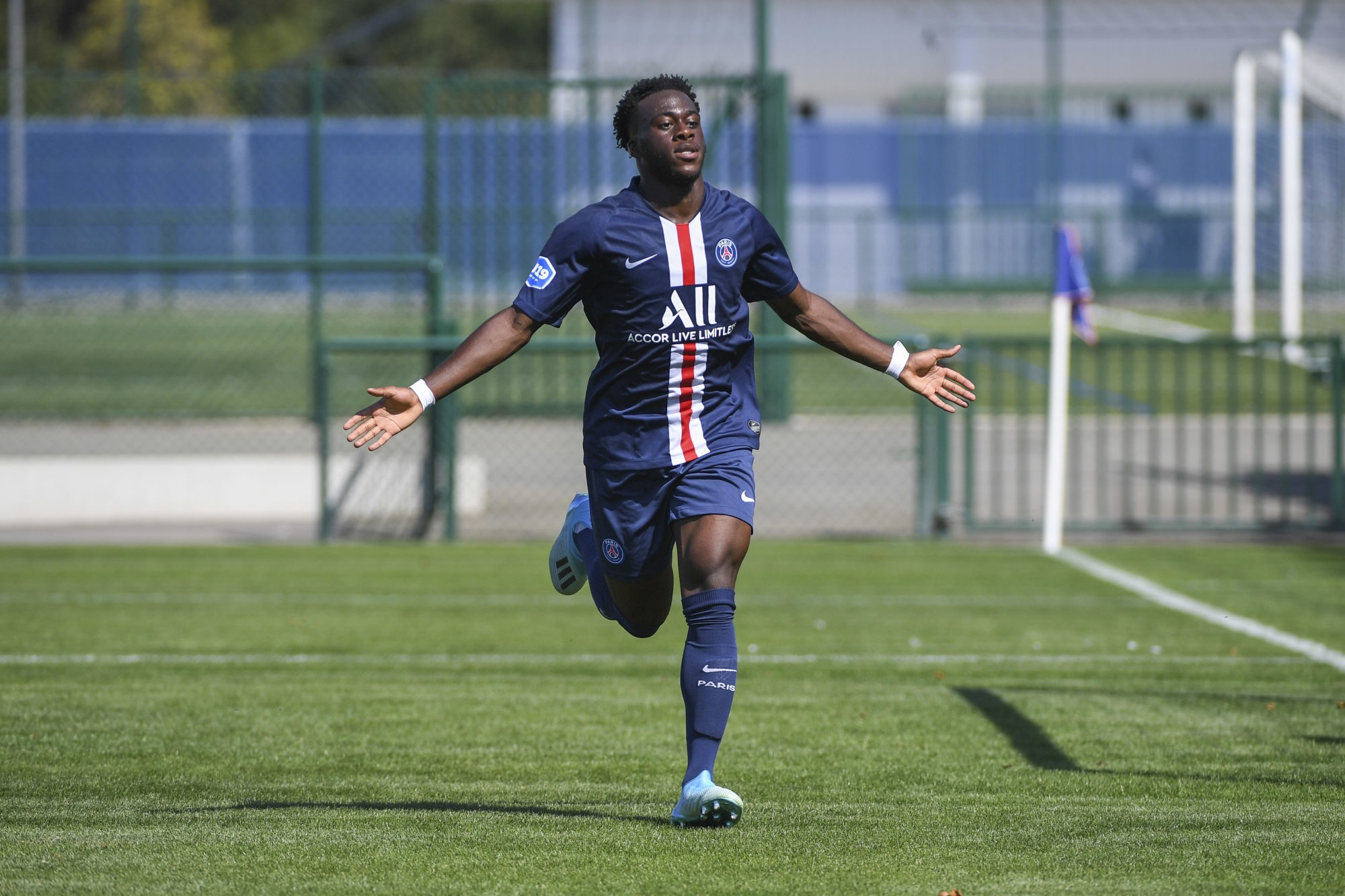 """Le Havre/PSG - Kalimuendo savoure son premier but en professionnel """"énormément de fierté"""""""