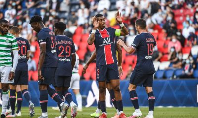 Kimpembe est heureux de pouvoir jouer avec le maillot du PSG pour la saison 2020-2021