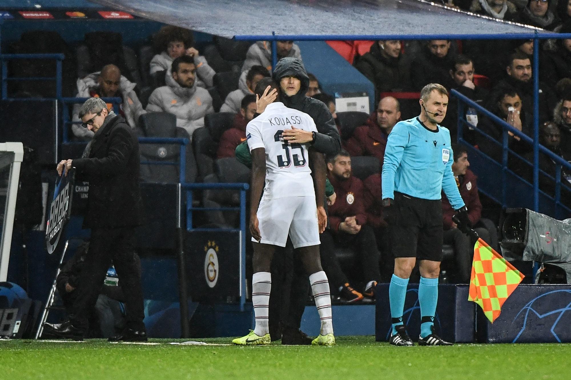 """Kouassi évoque son choix de signer au Bayern Munich et se dit """"reconnaissant"""" envers Tuchel"""