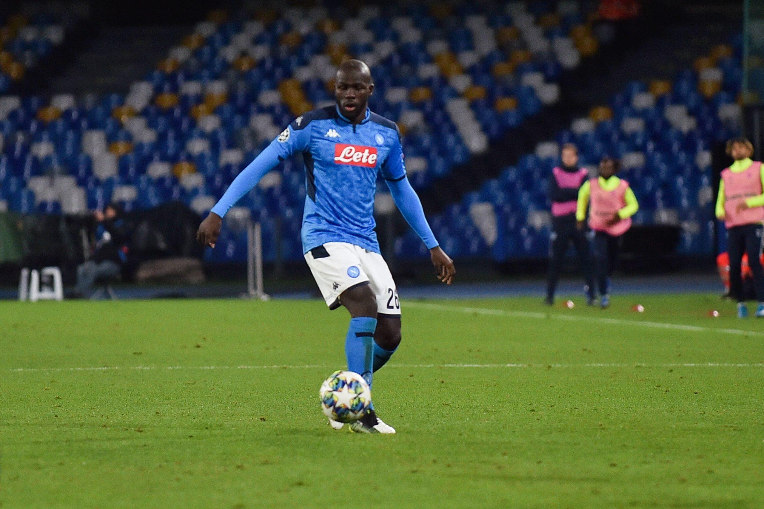 """Mercato - Koulibaly assure qu'il """"ne pense à rien d'autre qu'à Naples"""""""
