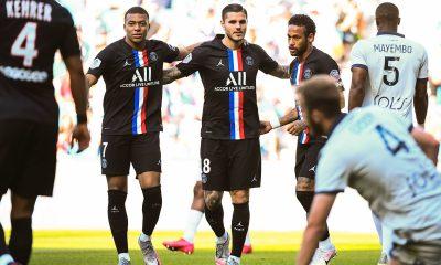 Revivez la victoire du PSG contre Le Havre au plus près des joueurs