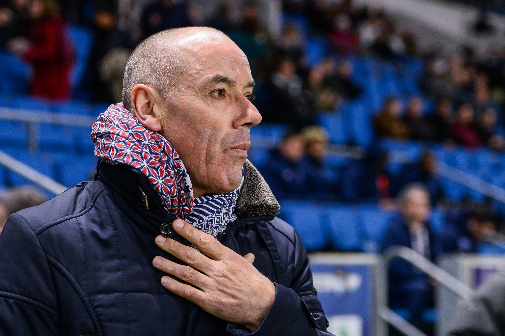 Le Havre/PSG - Le Guen met le score de côté et espère que Paris remportera la LDC