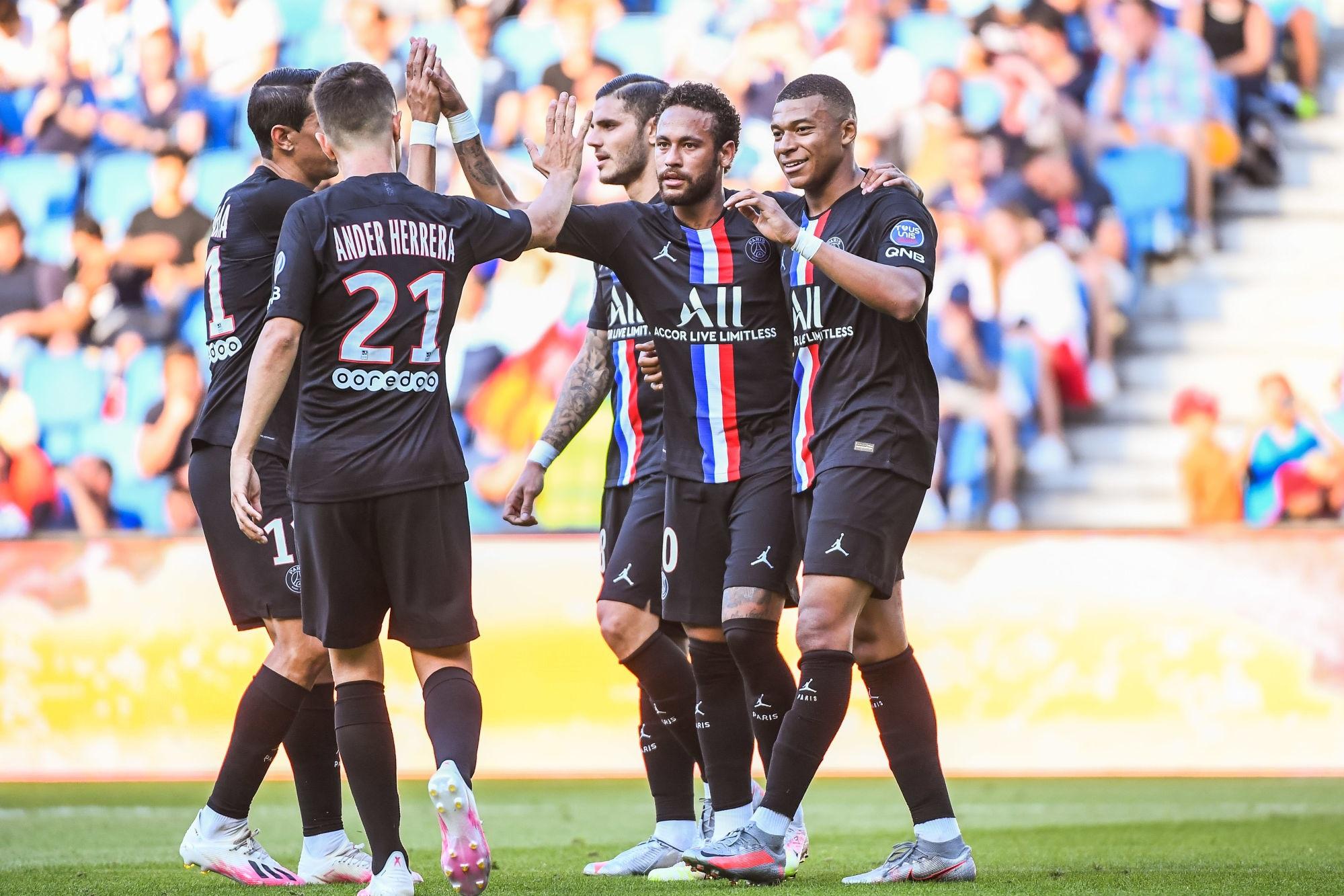 Résumé Le Havre/PSG (0-9) : La vidéo des buts et temps forts du match