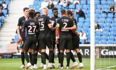 Le Parisien et L'Equipe enthousiastes face à la victoire du PSG au Havre