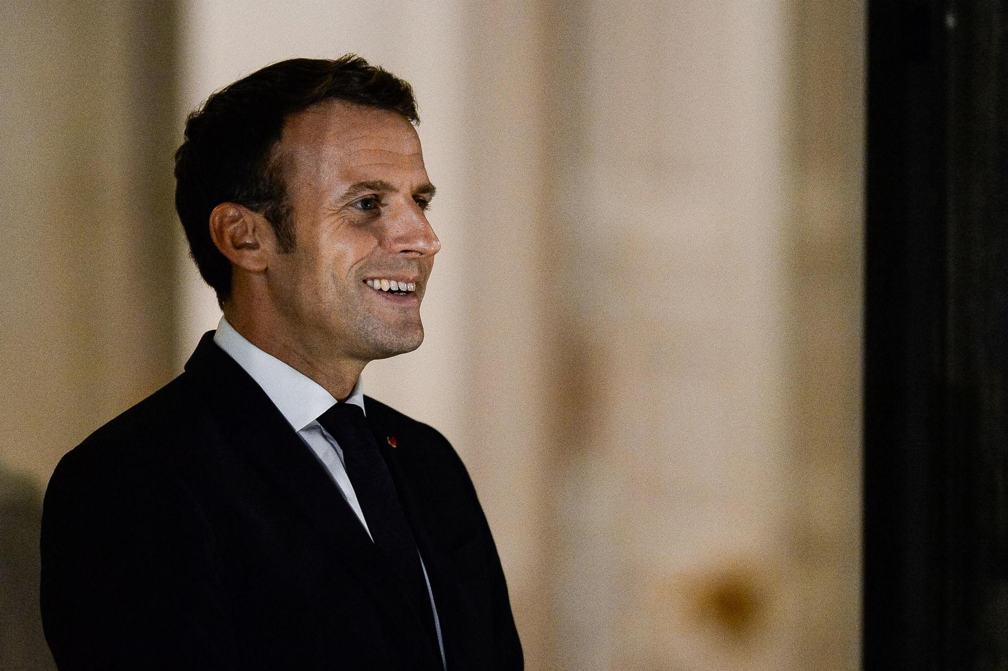 Macron présent à la finale de Coupe de France, qui sera avec un protocole particulier explique L'Equipe