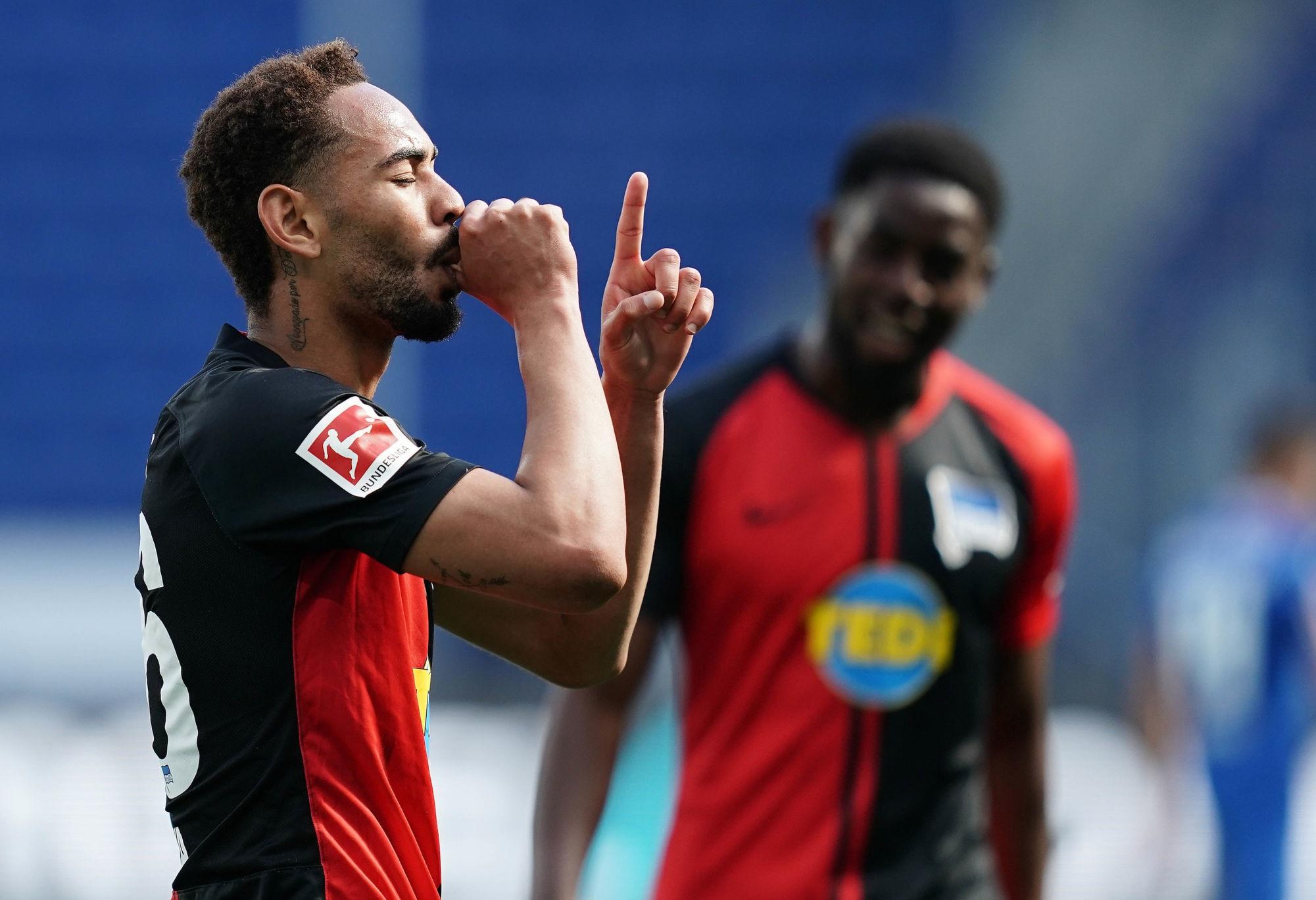 Mercato - Le PSG a fait une première offre pour Cunha, refusée par le Hertha Berlin, selon Sky Sport