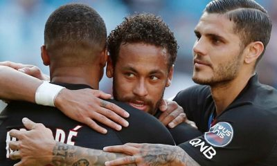 Les images du PSG ce dimanche : 1er match depuis 4 mois, une belle victoire