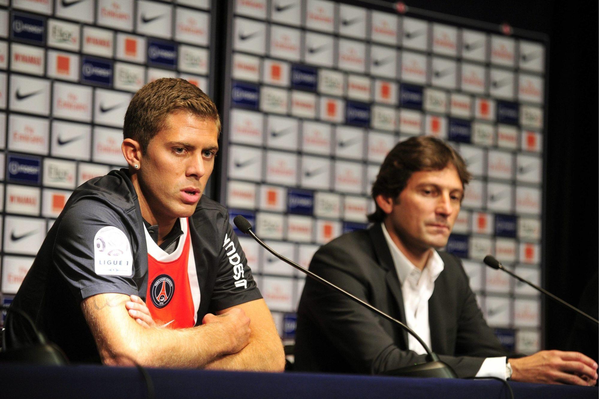 """Ménez commente le retour de Leonardo au PSG """"c'était la meilleure décision"""""""
