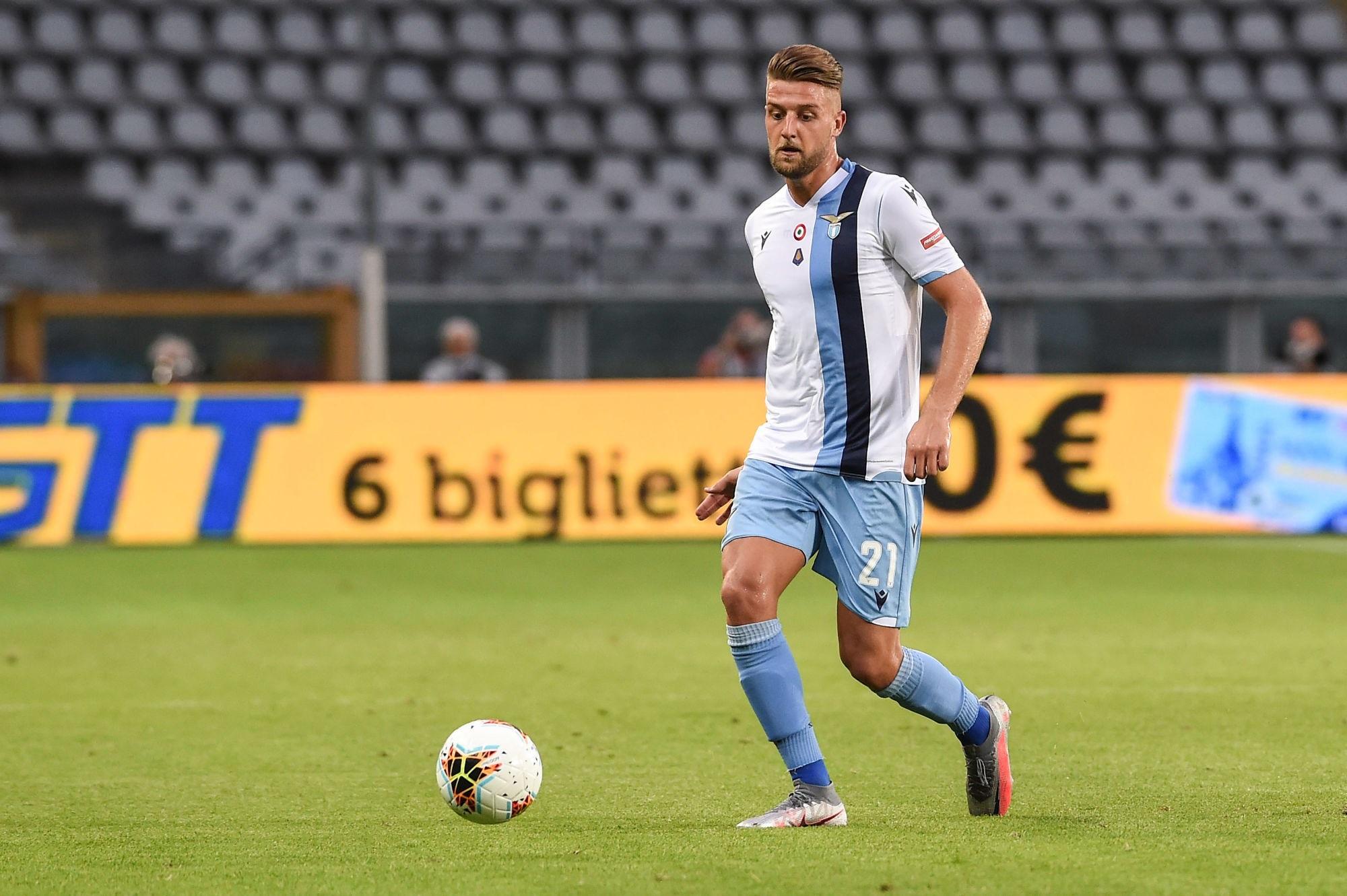 Mercato - La Lazio compte sur la vente de Milinkovic-Savic pour financer son été, annonce la GDS