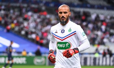 """PSG/Saint-Etienne - Jessy Moulin """"On sait qu'on a montré quelque chose, on a poussé"""""""