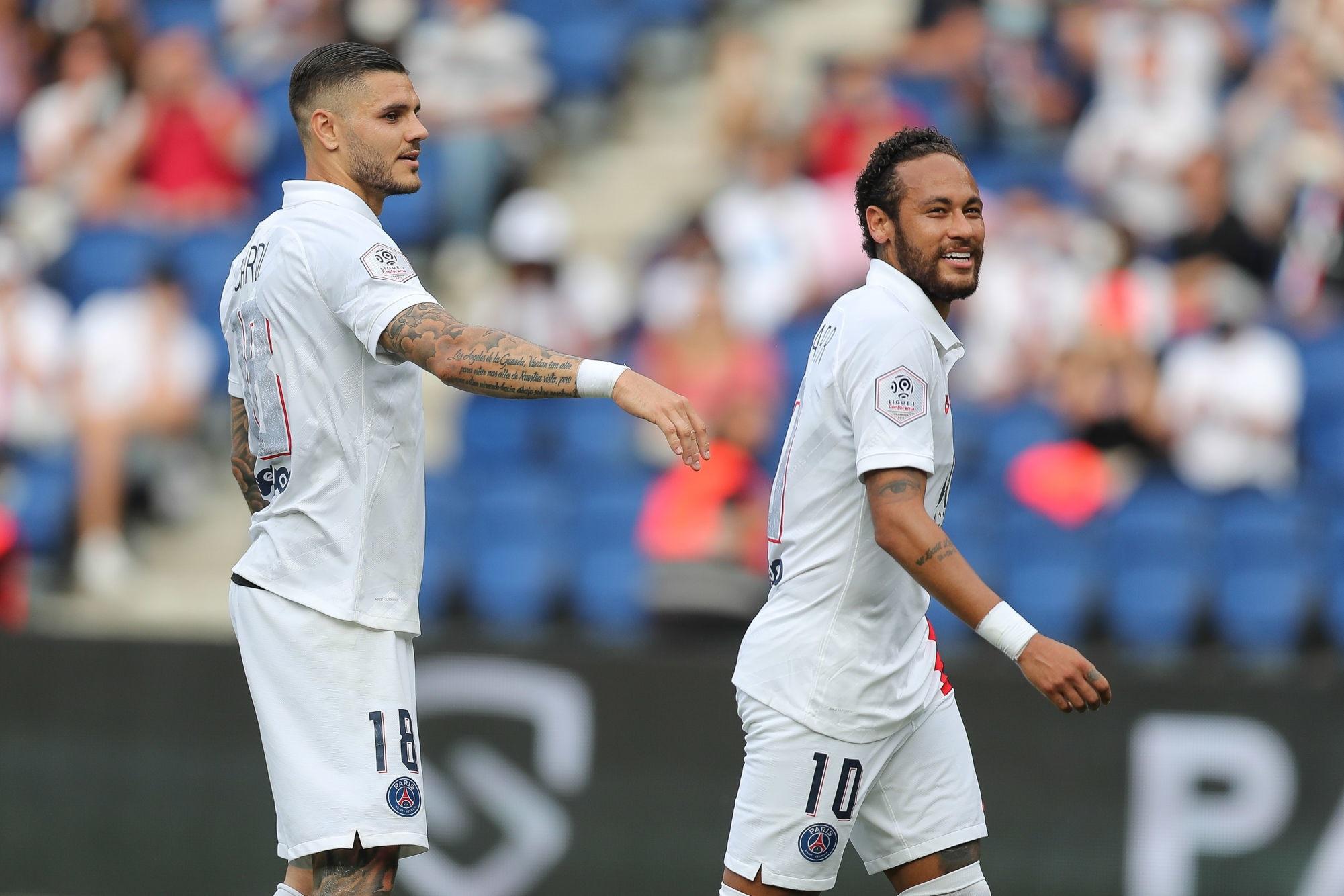 """Daniel Bravo satisfait du """"nouveau"""" Neymar, qui est """"très collectif"""""""