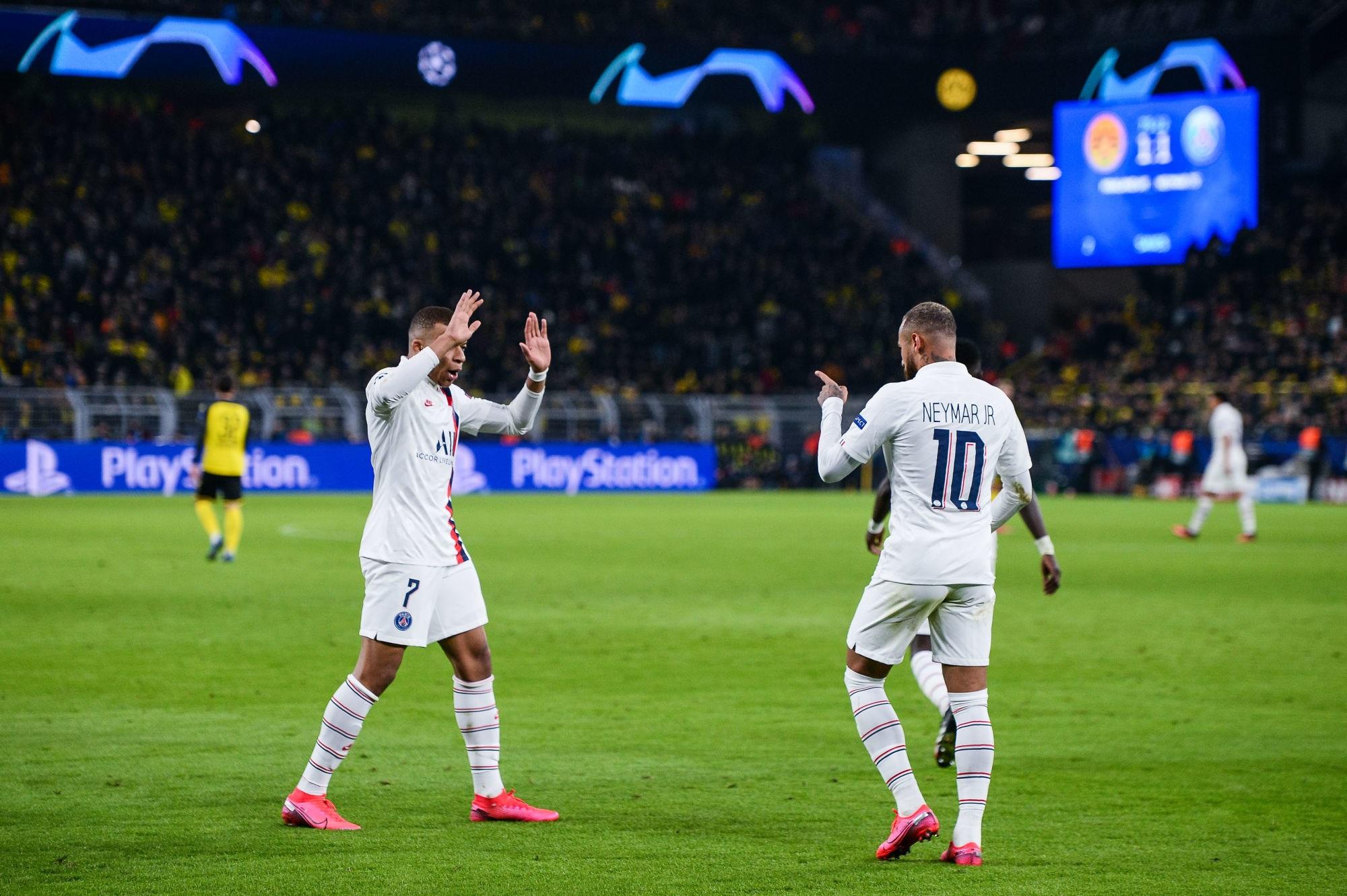 Possibles prolongations de Mbappé et Neymar au PSG, L'Équipe fait le point