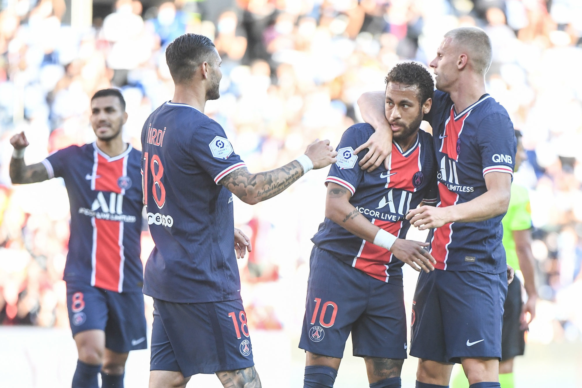 Resume Psg Celtic 4 0 La Video Des Buts Et Temps Forts Du Match