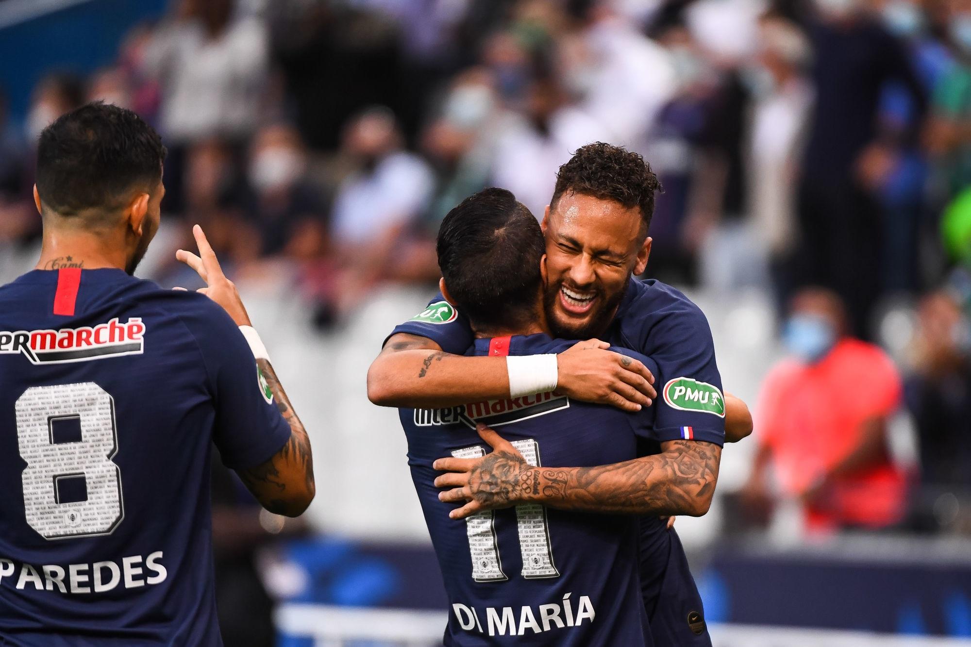 Résumé PSG/Saint-Etienne (1-0) : La vidéo du but de Neymar et temps forts du match