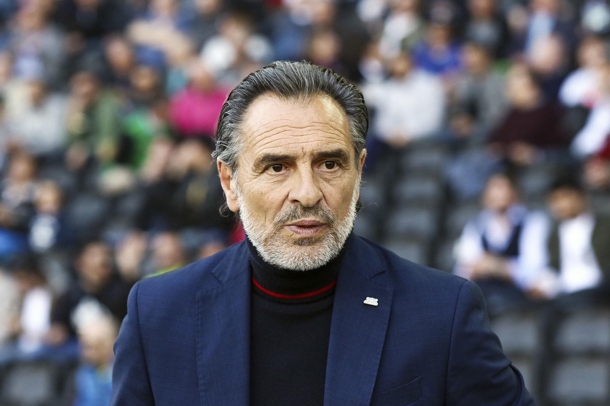 LDC - Cesare Prandelli croit en la qualification de l'Atalanta Bergame face au PSG