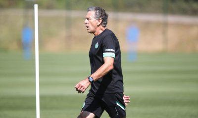 """PSG/Saint-Etienne - Claude Puel espère notamment """"finir à 11"""""""