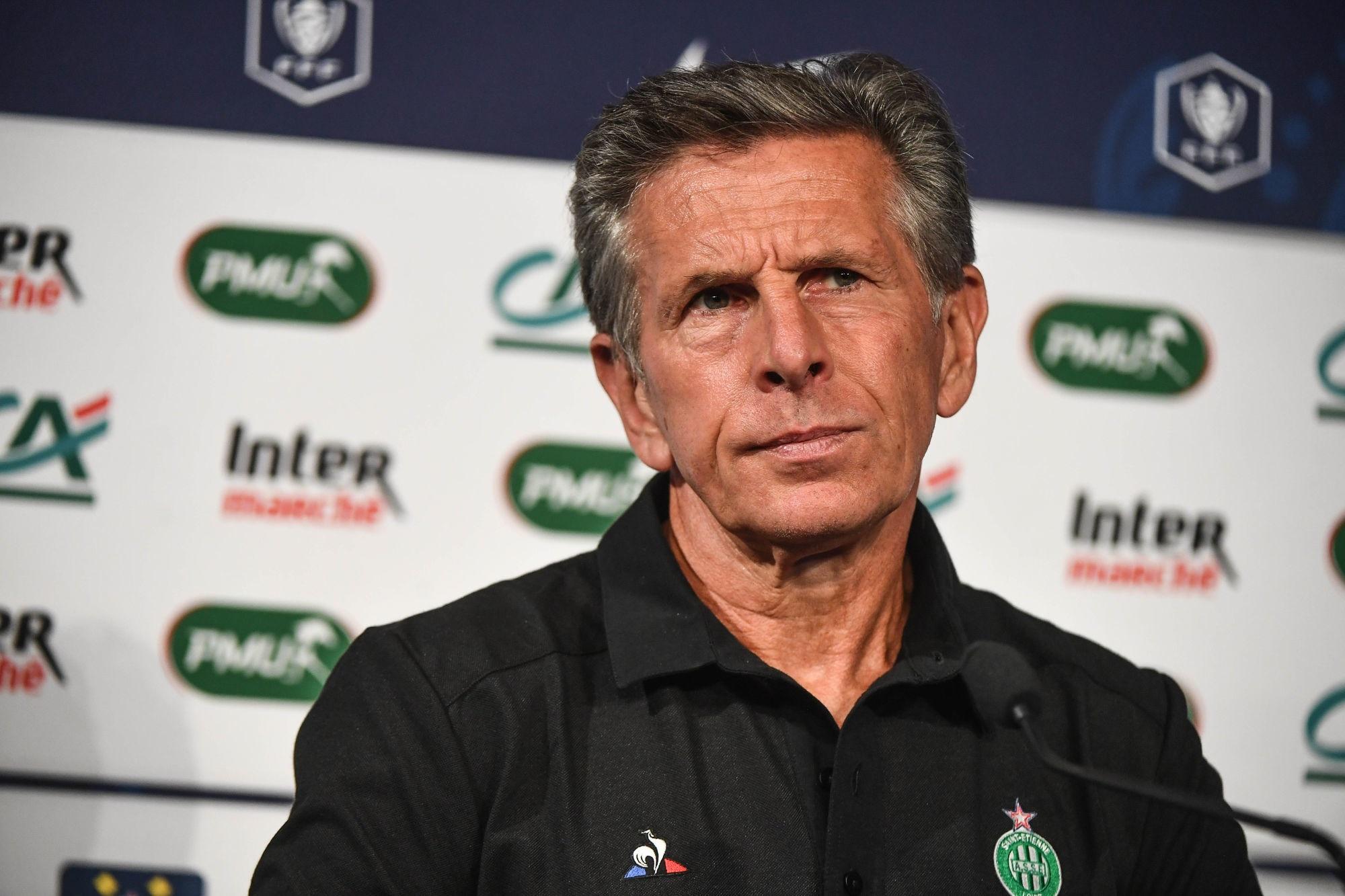 PSG/Saint-Etienne - Puel revient sur la défaite et le tacle de Perrin sur Mbappé