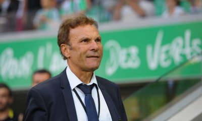 "PSG/Saint-Etienne - Romeyer ""la situation nous handicape plus que le PSG"""