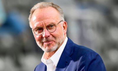 """Rummenigge évoque de bonnes relations avec le PSG, qui """"accorde beaucoup d'importance aux stars"""""""