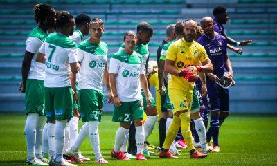 L'AS Saint-Etienne s'incline doublement contre Anderlecht avant la finale contre le PSG