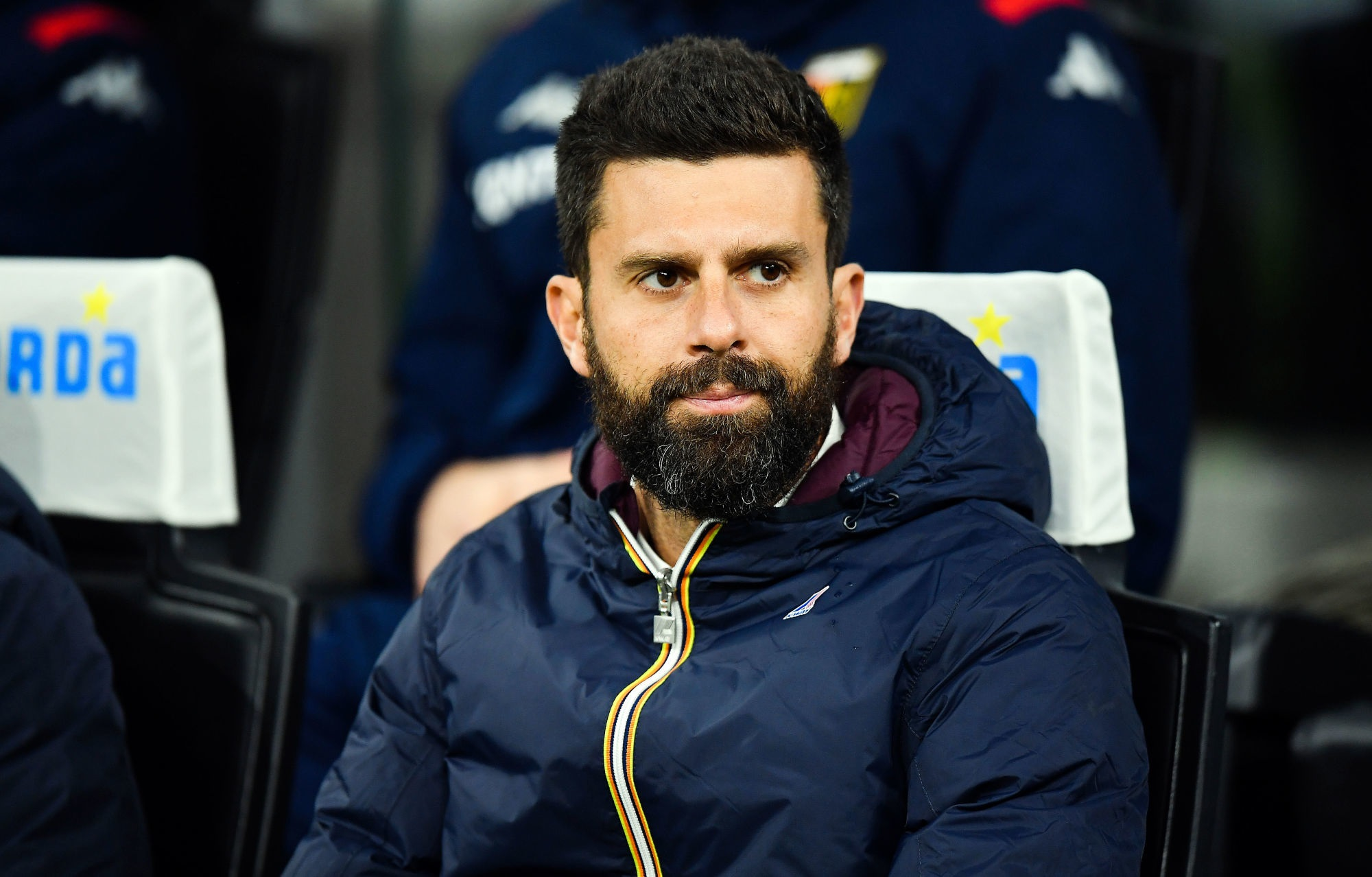 """Thiago Motta évoque l'envie de retrouver une place d'entraîneur """"le PSG, ce n'est pas une réalité"""""""