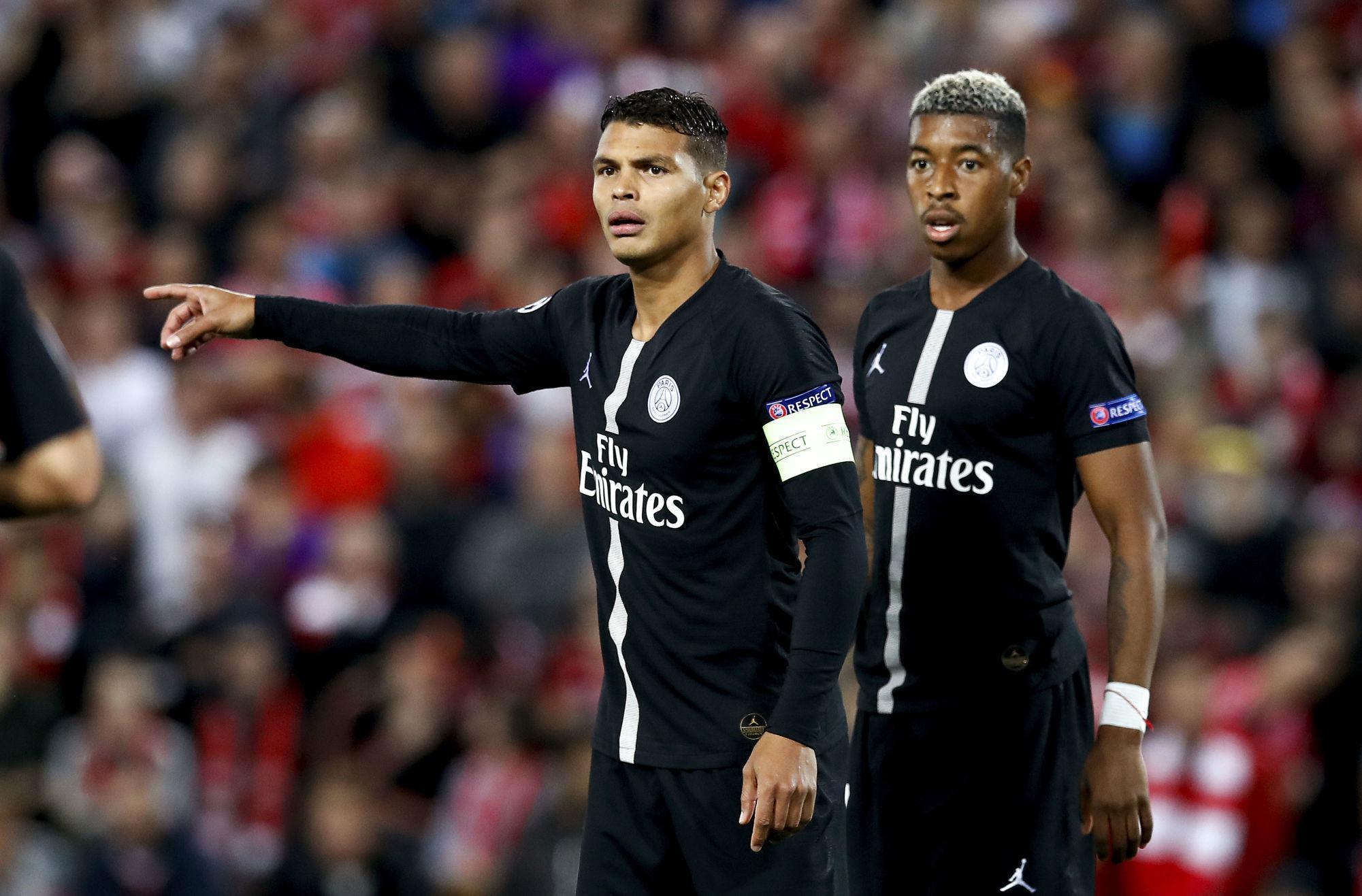 Tarrago explique pourquoi le PSG ne doit pas titulariser Thiago Silva sur la fin de la saison