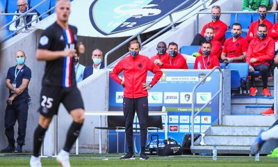 """Le Havre/PSG - Tuchel est heureux de la reprise """"L'équipe a montré de très belles choses"""""""