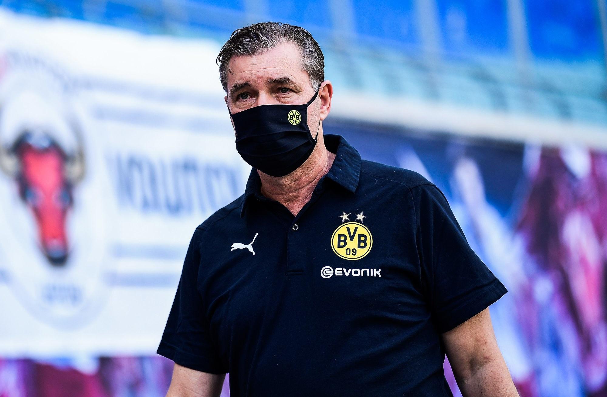 """Dortmund répond à Leonardo sur le recrutement des jeunes """"c'est le contraire"""""""