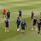 Les images du PSG ce jeudi : premier entraînement en groupe complet depuis des mois