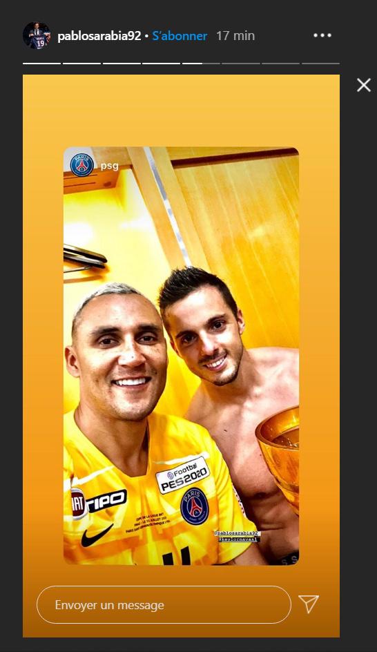 Les images du PSG ce vendredi: célébration de la 9e Coupe de la Ligue