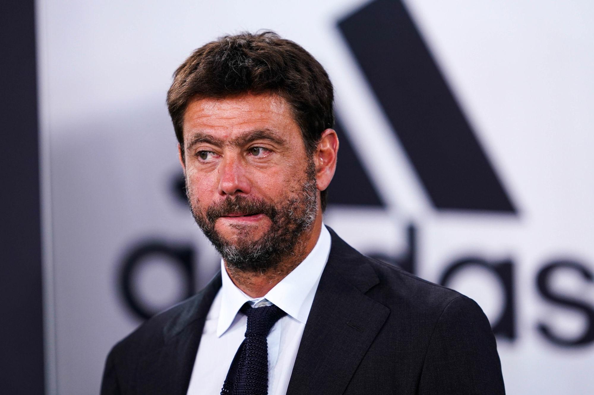 """Mercato - Agnelli réagit à la rumeur d'un départ de Cristiano Ronaldo """"vous publiez des choses..."""""""