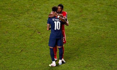 """Alaba explique pourquoi il a consolé Neymar """"qui porte tout un club"""""""