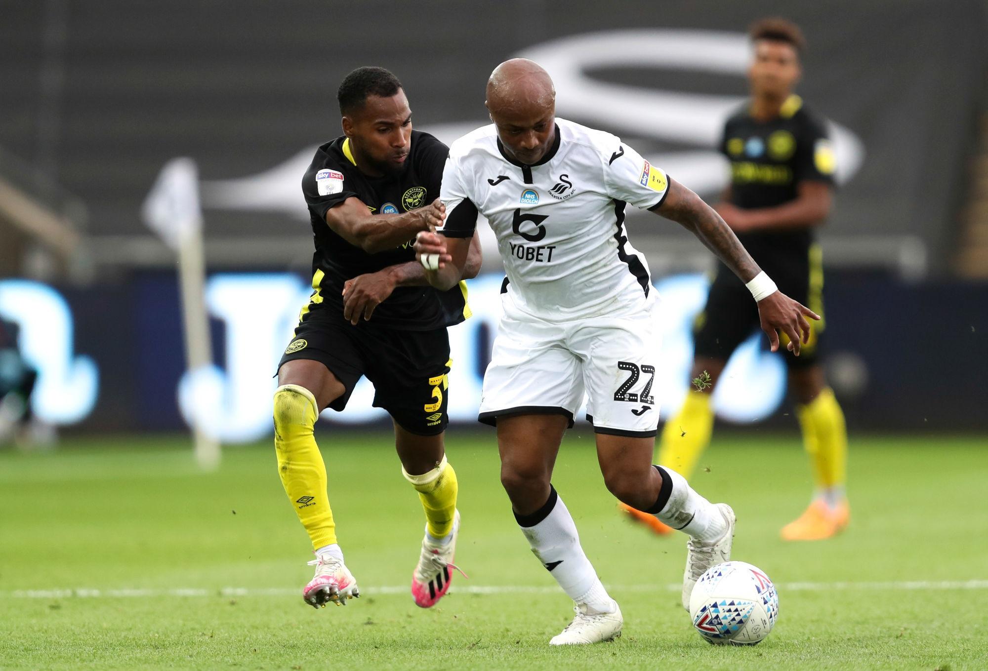 Mercato - Le PSG prêt à faire une offre pour André Ayew, la folie de Haber Turk