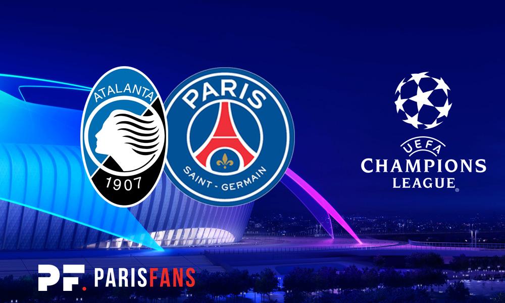 Atalanta/PSG - Suivez l'avant-match des Parisiens au Stade Luz à partir de 19h45