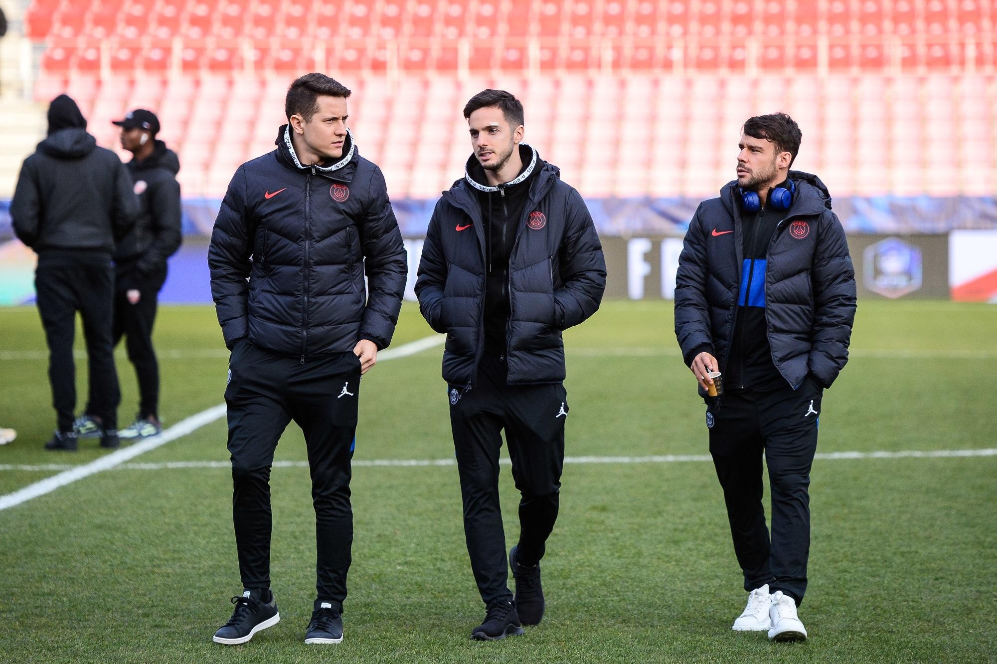 Bernat, Sarabia et Herrera laissés de côté par Luis Enrique pour la trêve de septembre