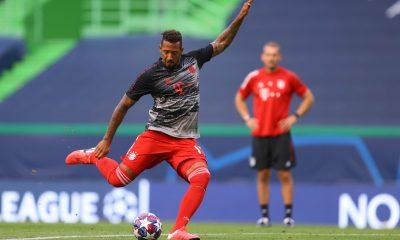 """PSG/Bayern - Jérôme Boateng """"avait des problèmes musculaires"""" face à l'OL"""
