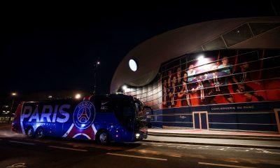 Atalanta/PSG - Le club parisien a caché un peu son entraînement avec son bus