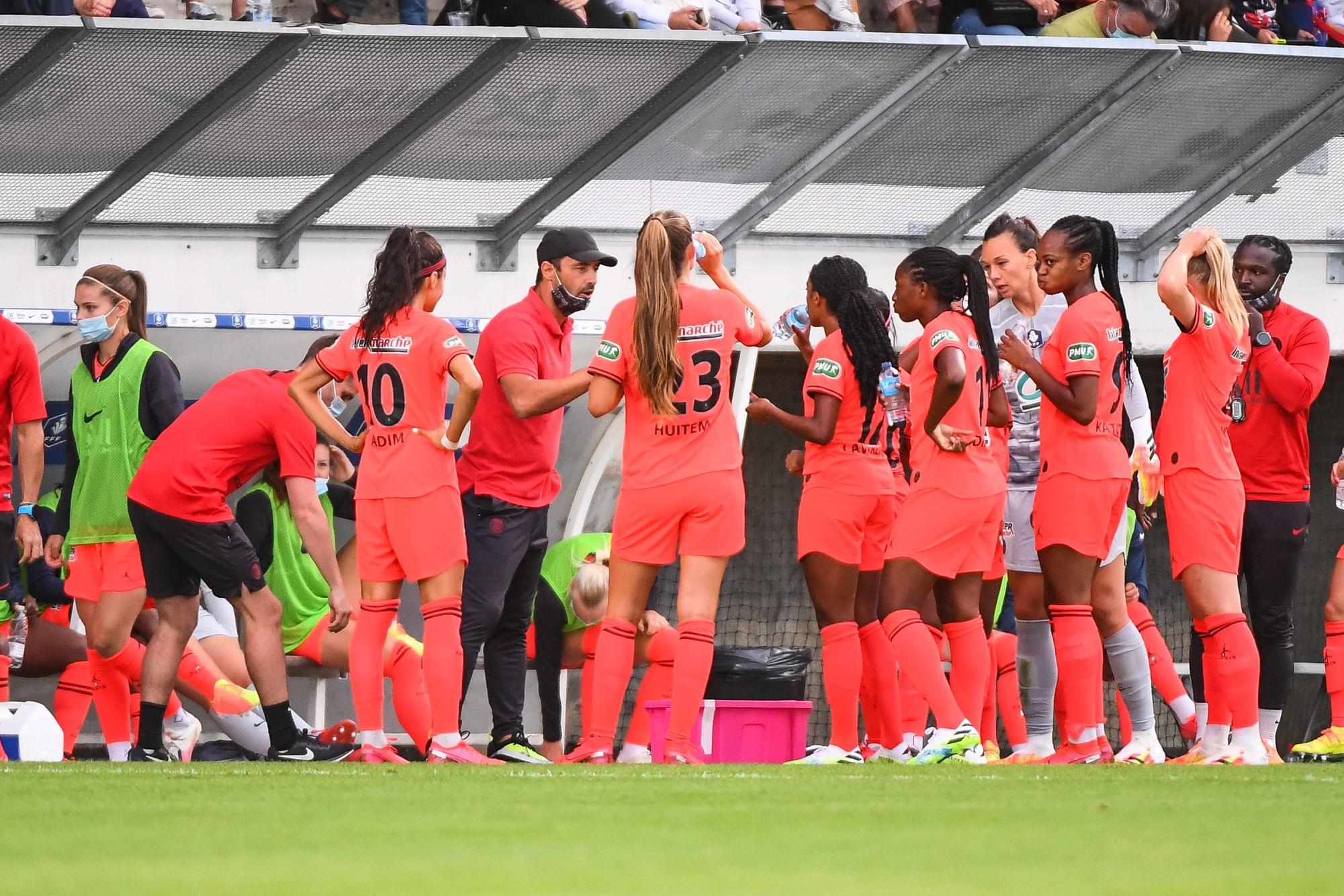 Le PSG renverse Bordeaux et se qualifie en finale de la Coupe de France féminine