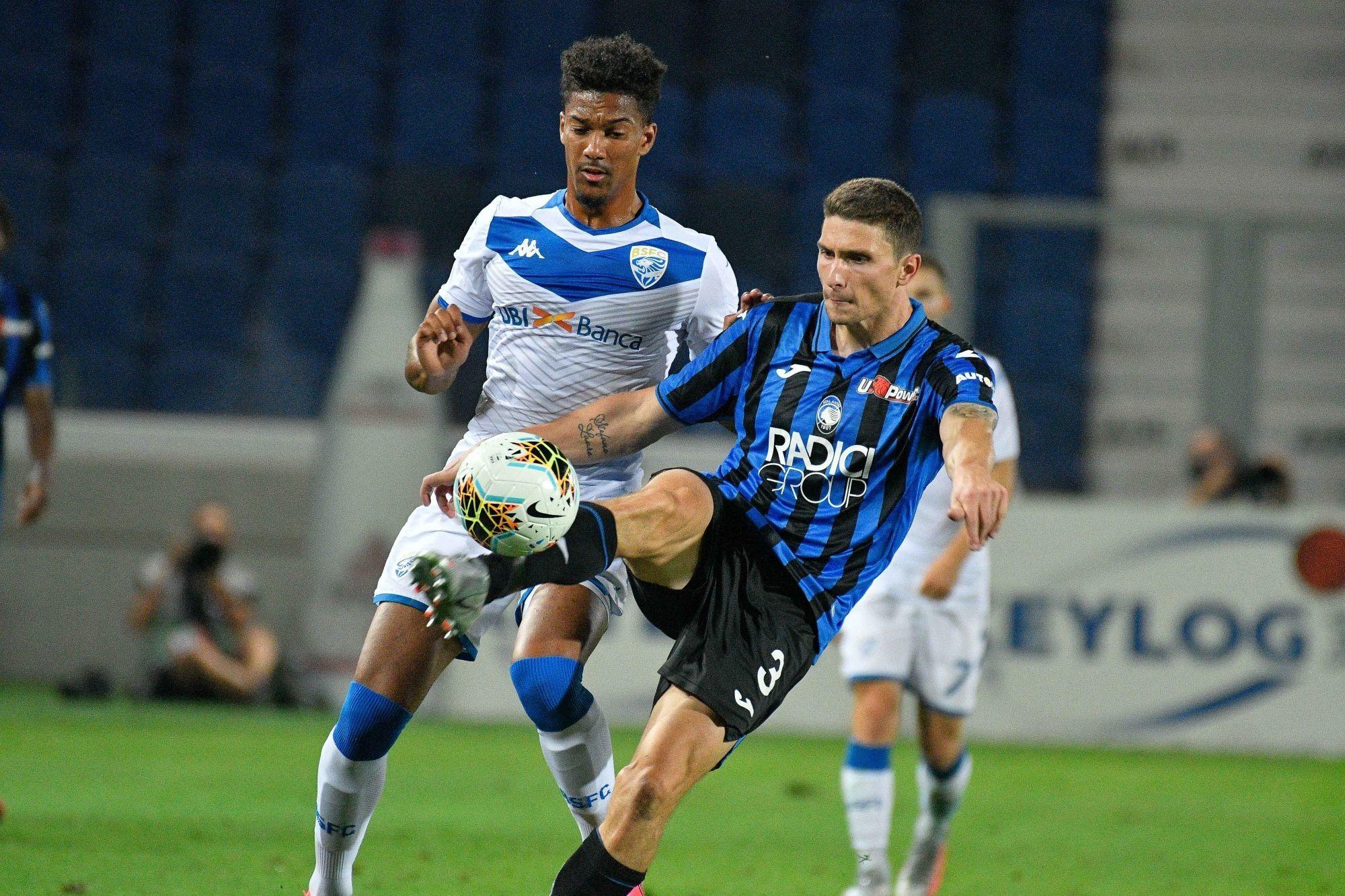 "Atalanta/PSG - Caldara assure que le match contre l'Inter Milan a été ""un excellent test"""