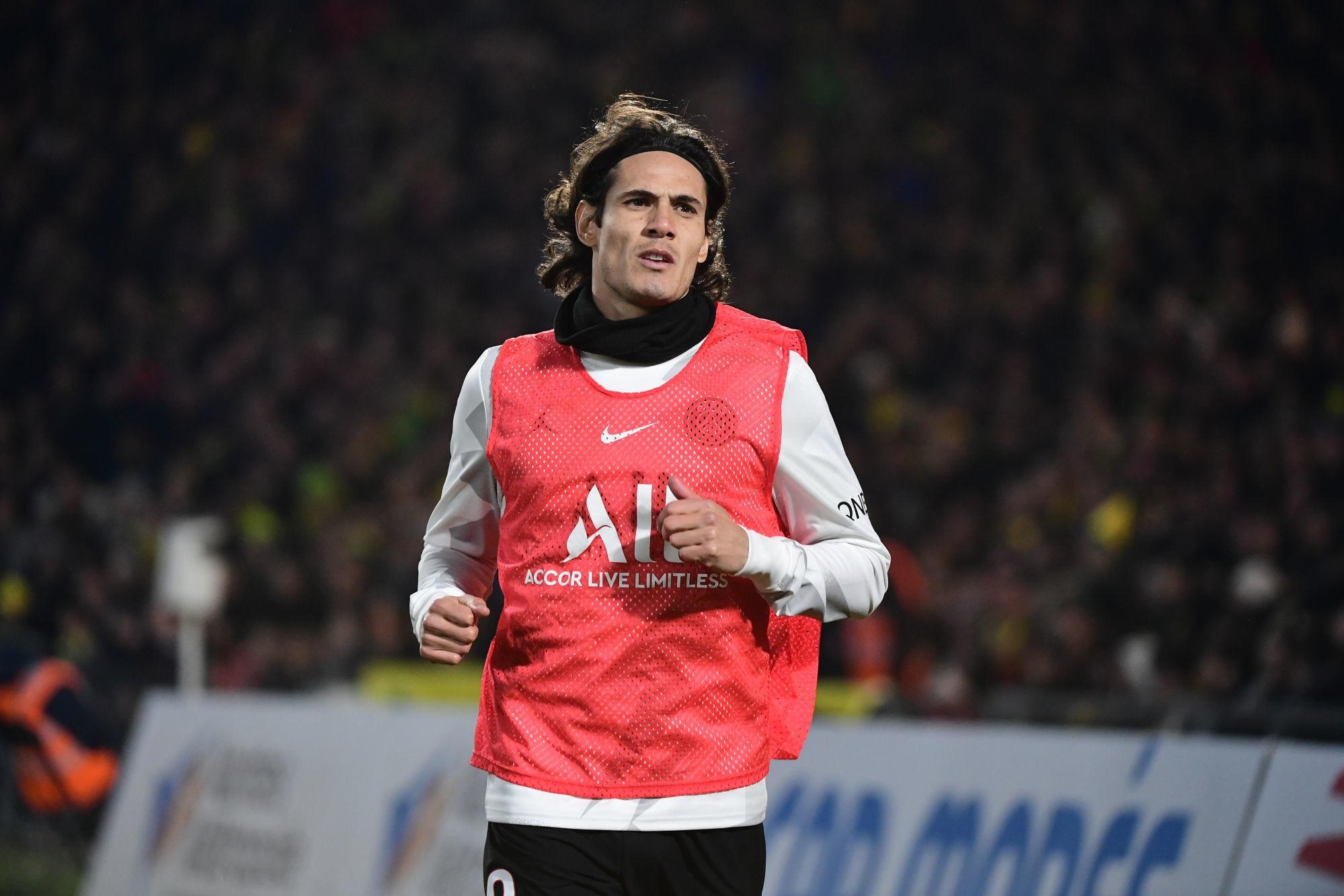 Mercato - Cavani en voyage vers le Portugal pour signer au Benfica, selon Renascença