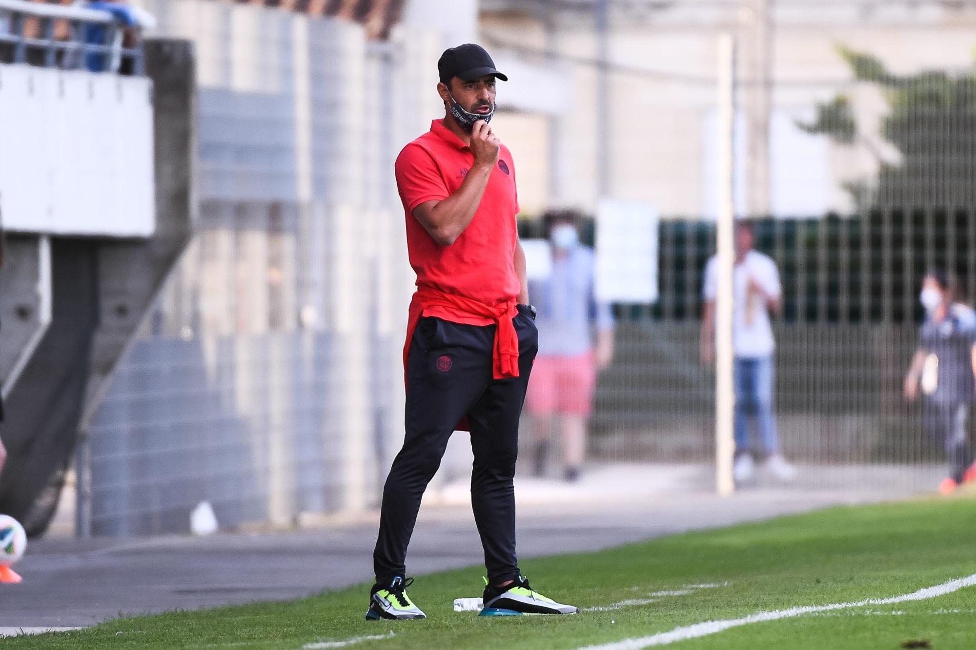 Echouafni évoque la qualification en finale de Coupe de France «aller à Auxerre pour récupérer ce titre»