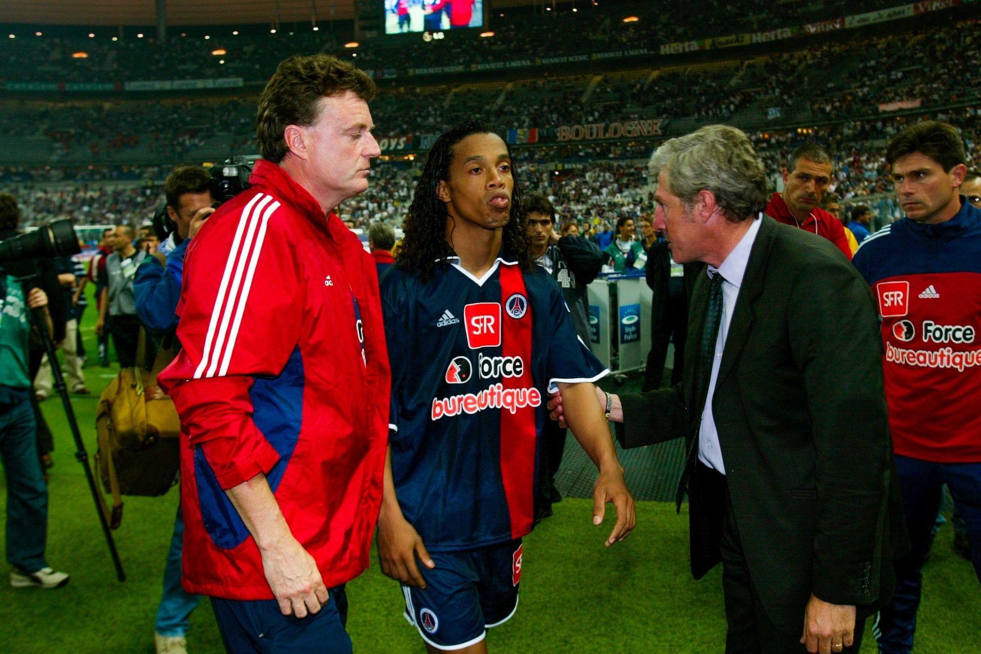 Fernandez évoque les joueurs du PSG qui l'ont marqué et revient sur le cas de Ronaldinho