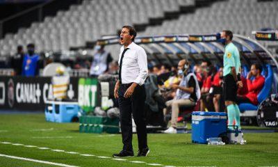 """PSG/OL - Garcia réagit après la défaite """"on doit avoir confiance après avoir rivalisé contre Paris."""""""