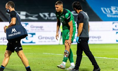 Atalanta/PSG - Gollini finalement forfait à cause de sa blessure au genou