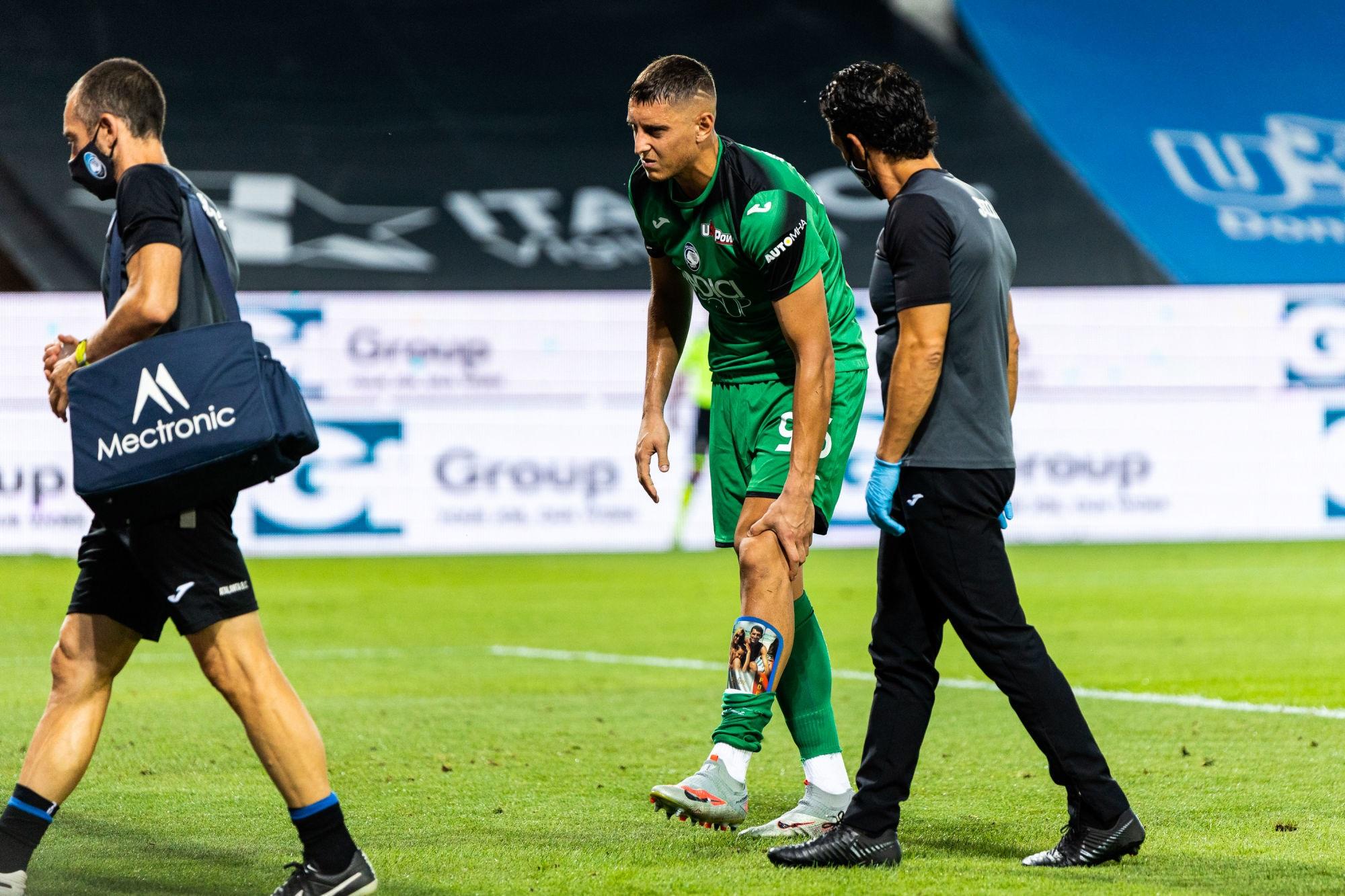 """Atalanta/PSG - Le gardien Gollini annonce une """"course contre la montre"""" afin d'être prêt"""