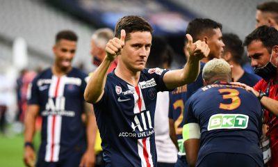"""Herrera évoque Di Maria, Mbappé, Neymar et Icardi """"un match fantastique contre l'Atalanta"""""""