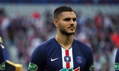 Guivarc'h défend la titularisation de Mauro Icardi en demi-finale de la Ligue des Champions