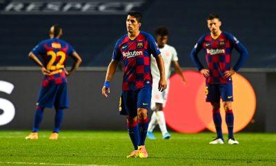 Mercato - Suarez intéressé par un transfert au PSG, selon Téléfoot