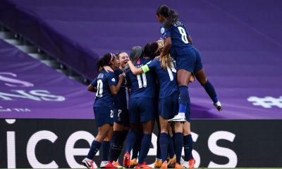 Le PSG s'impose contre Arsenal et rejoint l'OL en demi-finale de la Ligue des Champions Féminine